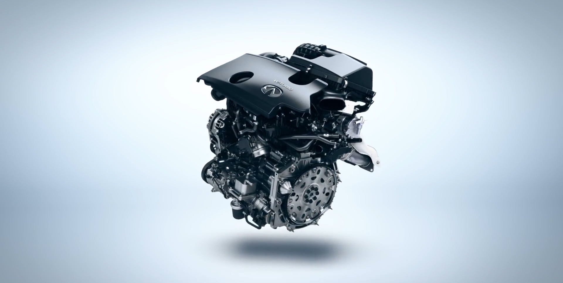 VC-Turbo Engine from INFINITI